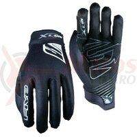 Manusi Five Gloves XR-Lite men's, black/white