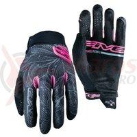 Manusi Five Gloves XR - PRO women's, flower pink fluo