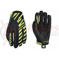 Manusi Five Pairs Enduro Air fluo yellow