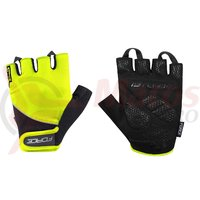 Manusi Force Gel fluo/negru