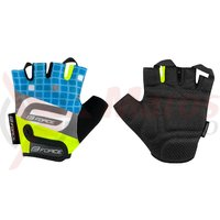 Manusi Force Kid F Square albastru/fluo