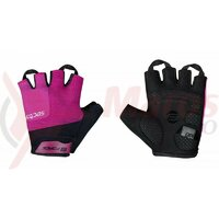 Manusi Force Sector Lady gel, negru/roz