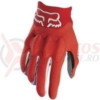 Manusi Fox Attack Glove black/red
