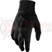 Manusi Fox Attack Water glove blk/blk