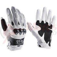 Manusi Fox Bomber Glove white/black
