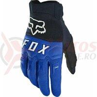Manusi Fox Dirtpaw Glove - Blue