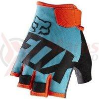Manusi Fox MTB-Glove Ranger short glove aqua