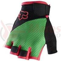 Manusi Fox MTB-Glove Reflex Gel short glove florida green
