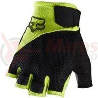 Manusi Fox MTB-Glove Reflex Gel short glove Florida yellow