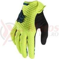 Manusi Fox Mtb-Glove Womens Lynx glove florida yellow