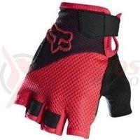 Manusi Fox Mtb-Glove Womens Reflex Short gel glove plum