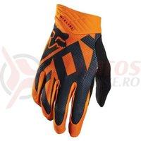 Manusi Fox MX-Glove Shiv Airline Glove orange