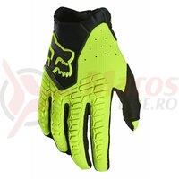 Manusi Fox Pawtector Glove [Flo Ylw]