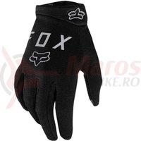 Manusi Fox Womens Ranger Glove- Gel black