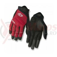 Manusi Giro Xen dark red black