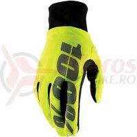 Manusi Hydromatic Waterproof Glove Neon Yellow