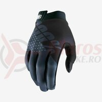 Manusi Itrack Black/Charcoal Gloves
