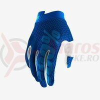 Manusi Itrack Blue/Navy Gloves
