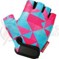 Manusi Kross Buzz Pink/Bright blue