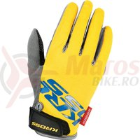 Manusi Kross Flow LF yellow/blue