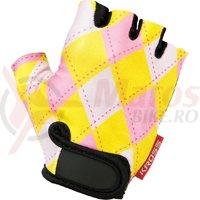 Manusi Kross Joy yellow/pink