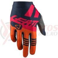 Manusi Leatt Glove Gpx 1.5 gripr ink/org