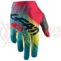 Manusi Leatt Glove GPX 1.5 Gripr red/lime