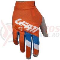 Manusi Leatt Glove GPX 3.5 Lite org/denim
