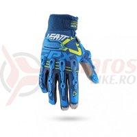 Manusi Leatt Glove GPX 5.5 Windblock blu/yel/wht