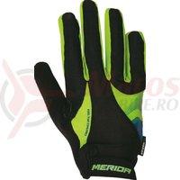 Manusi Merida Sport III FF green/black
