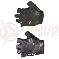Manusi Northwave Active short fingers, Camo Black