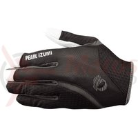 Manusi Pearl Izumi elite gel-vent long finger men essentials ride black