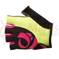 Manusi Pearl Izumi select degete scurte ladies ride pink