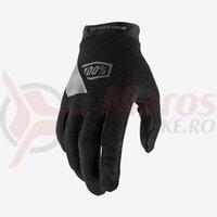 Manusi Ridecamp Black Gloves