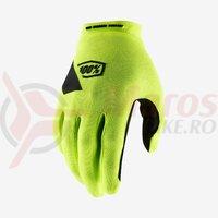 Manusi Ridecamp Fluo Yellow Gloves