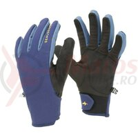 Manusi SealSkinz All Weather Fusion Control blue/black/yellow