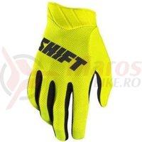 Manusi Shift Mx-Glove 3Lack Air Glove Florida yellow
