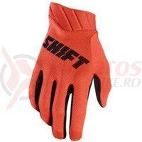 Manusi Shift Mx-Glove 3Lack Air glove orange
