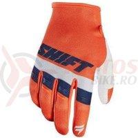 Manusi Shift MX-Glove Whit3 Air glove orange