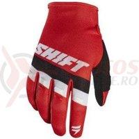 Manusi Shift MX-Glove Whit3 Air glove red