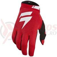 Manusi Shift Whit3 Air glove red