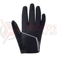 Manusi Shimano Original Long finger black