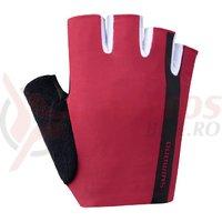 Manusi Shimano Value short finger red