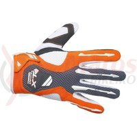 Manusi Shimano XT MTB ebony/bright orange
