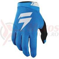 Manusi Whit3 Air Glove [blu]