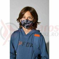 Masca Fox Youth Mask [Blk Cam]