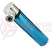 Pompa mini Airbone ZT-712 DV/PV, 99mm, albastru