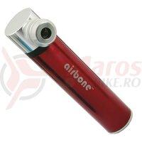 Pompa mini Airbone ZT-712 DV/PV, 99mm, rosu