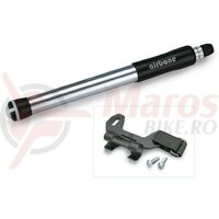Pompa mini Airbone ZT-508 PV/SV/DV, 260mm, BLK