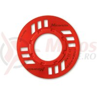 MIRANDA chainguard for e-bike GEN2, red (PU = 1 piece)